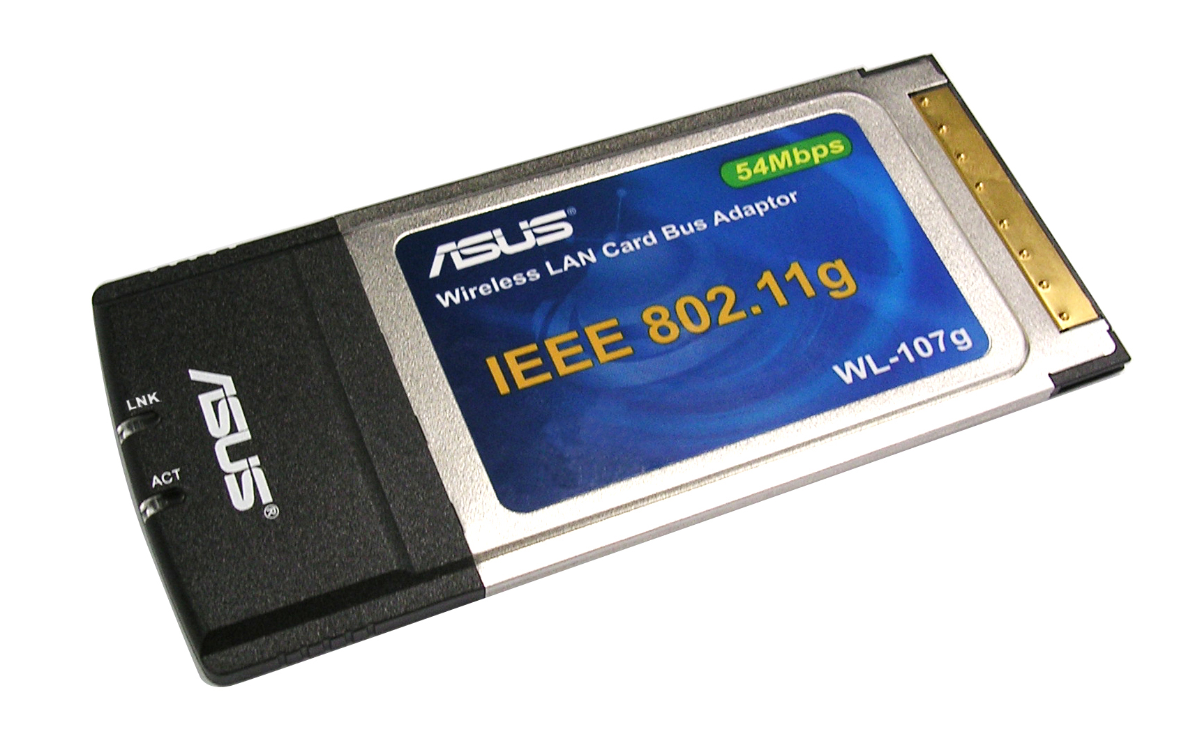I,P - WL-107G PCMCIA WIFI